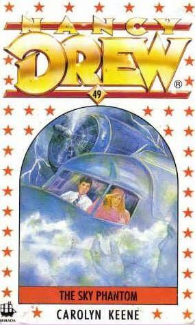 book cover of The Sky Phantom