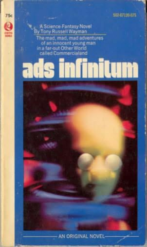 book cover of Ads Infinitum