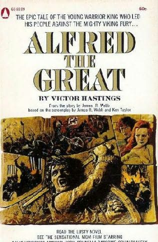 book cover of Alfred the Great