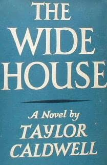 book cover of The Wide House