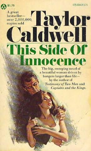 book cover of This Side of Innocence