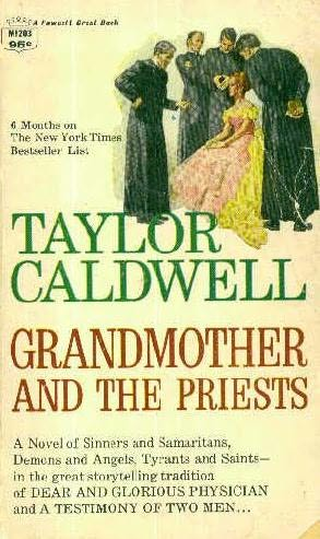 book cover of Grandmother and the Priests