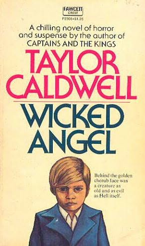 book cover of Wicked Angel