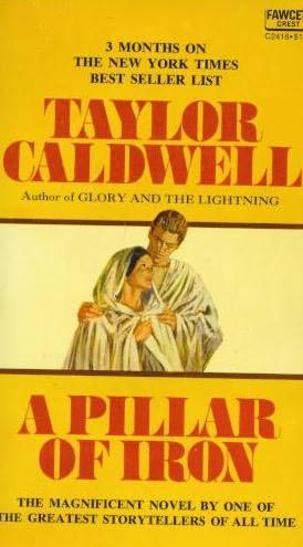 book cover of A Pillar of Iron