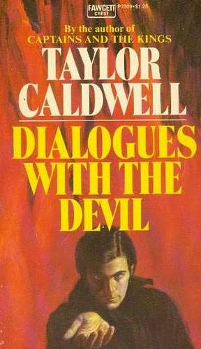 book cover of Dialogues with the Devil