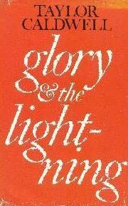 book cover of Glory and the Lightning