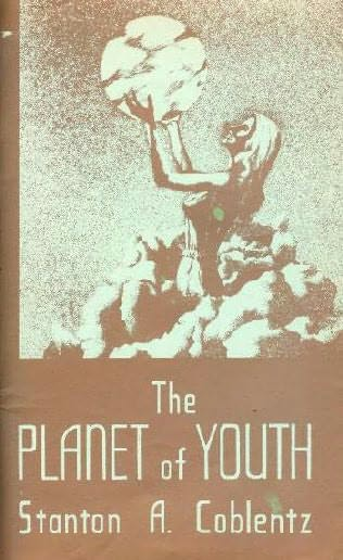 book cover of The Planet of Youth