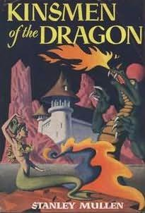 book cover of Kinsmen of the Dragon