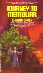 book cover of Journey to Membliar