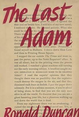 book cover of The Last Adam