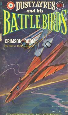 book cover of Crimson Doom
