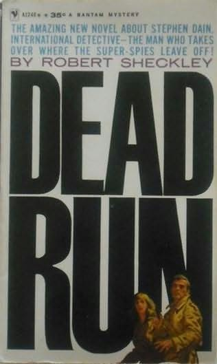 book cover of Dead Run