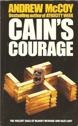 book cover of Cain\'s Courage