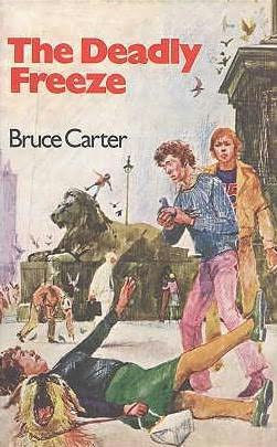 book cover of The Deadly Freeze