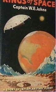 book cover of  Kings of Space