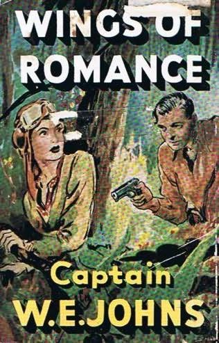 book cover of Wings of Romance