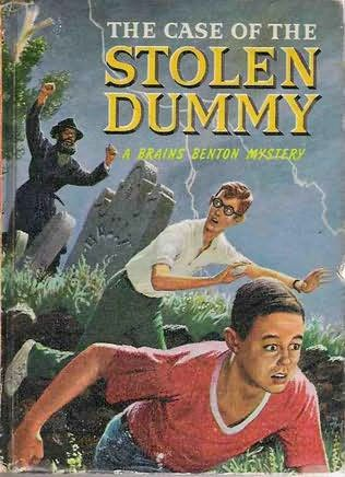 book cover of The Case of the Stolen Dummy