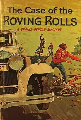 book cover of The Case of the Roving Rolls