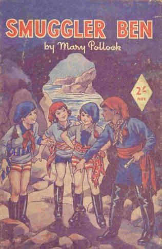 book cover of Smuggler Ben