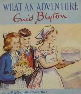 book cover of What an Adventure