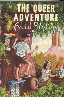 book cover of The Queer Adventure