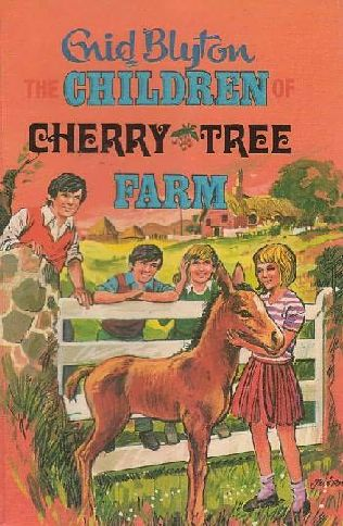 book cover of The Children of Cherry Tree Farm