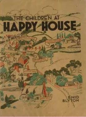 book cover of The Children at Happy House