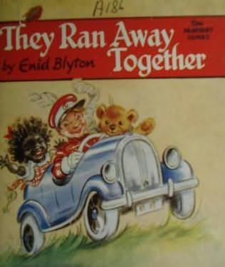 book cover of They Ran Away Together