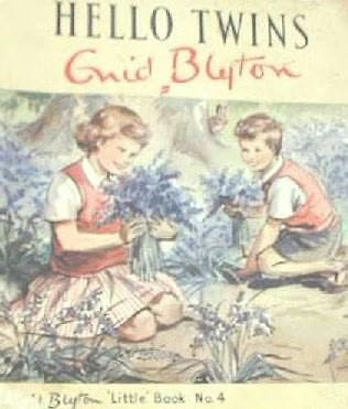 book cover of Hello Twins