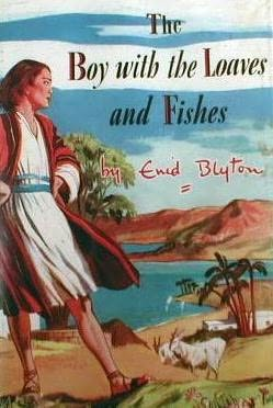 book cover of The Boy With the Loaves and the Fishes