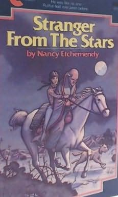 book cover of Stranger from the Stars