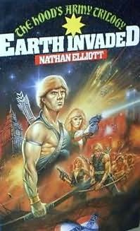 book cover of Earth Invaded