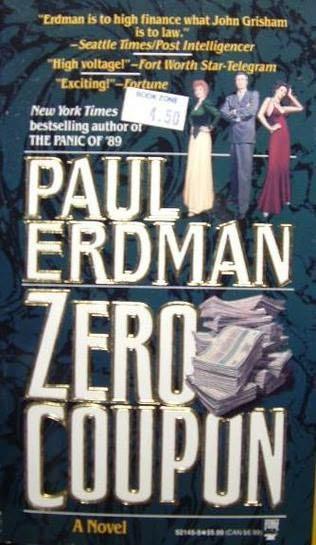 book cover of Zero Coupon