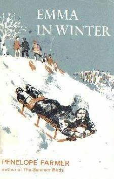 book cover of Emma in Winter