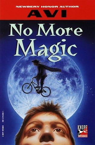 book cover of No More Magic