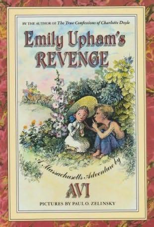 book cover of Emily Upham\'s Revenge