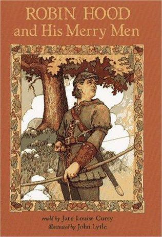 book cover of Robin Hood and His Merry Men