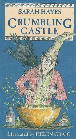 book cover of Crumbling Castle
