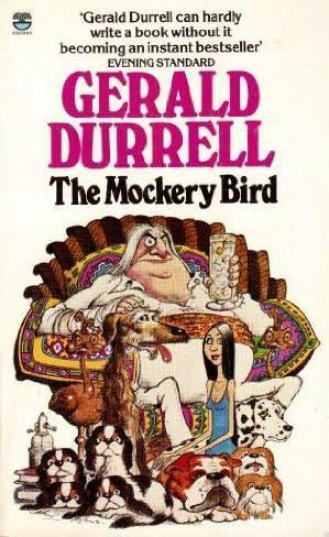 book cover of The Mockery Bird