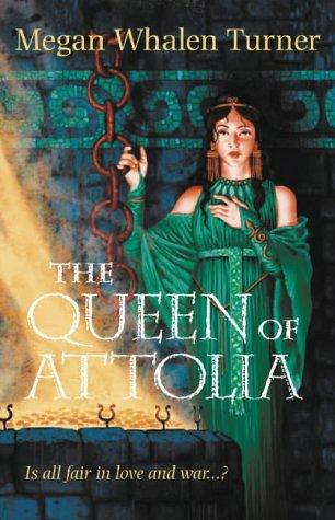 book cover of The Queen of Attolia