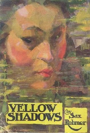 book cover of Yellow Shadows