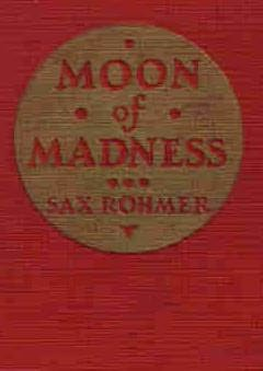 book cover of Moon of Madness