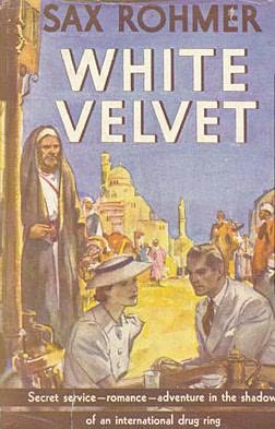 book cover of White Velvet