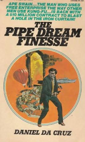 book cover of The Pipe Dream Finesse