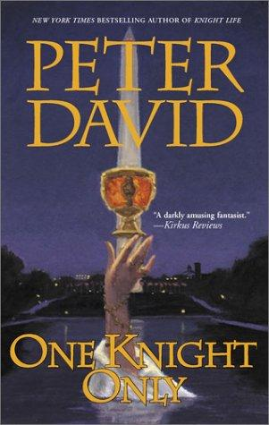 book cover of One Knight Only