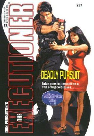 book cover of Deadly Pursuit