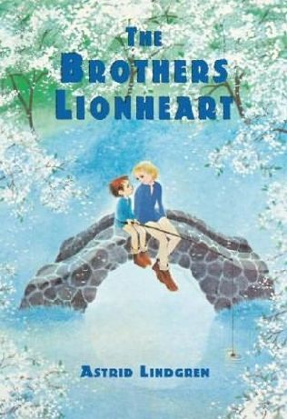 book cover of The Brothers Lionheart