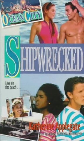book cover of Shipwrecked