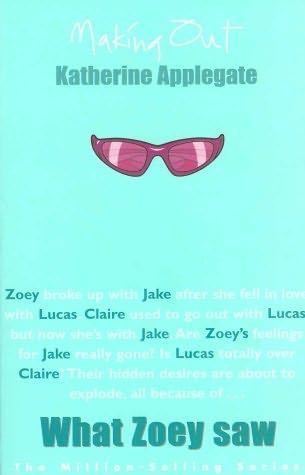 book cover of What Zoey Saw