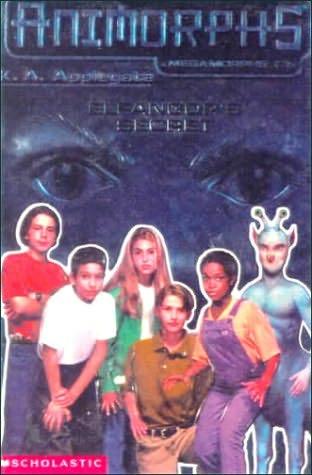 book cover of Elfangor\'s Secret